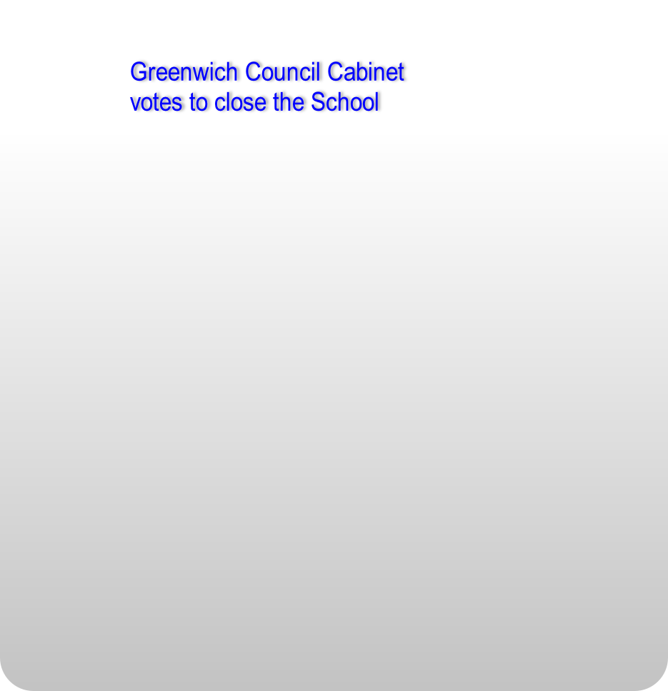 Greenwich Council Cabinet